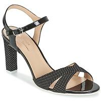 Cipők Női Szandálok / Saruk France Mode ZEN Fekete