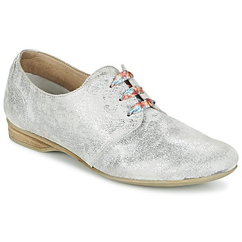 Cipők Női Oxford cipők Dorking CANDY Szürke