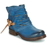 Cipők Női Csizmák Airstep / A.S.98 SAINT Kék / Kacsa
