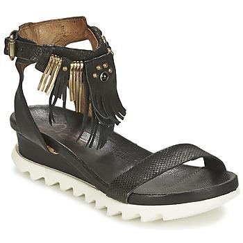 Cipők Női Szandálok / Saruk Airstep / A.S.98 FLOOD Fekete
