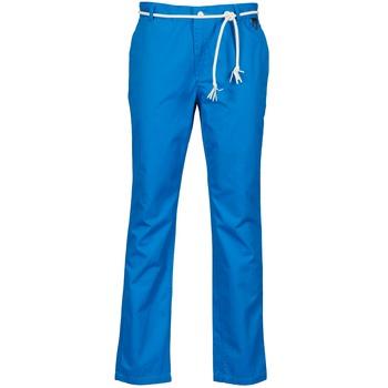 Ruhák Férfi Chino nadrágok / Carrot nadrágok Eleven Paris CHARLIE Kék