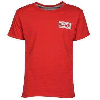 Ruhák Férfi Rövid ujjú pólók Wati B WATI CREW Piros