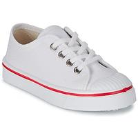Cipők Gyerek Rövid szárú edzőcipők Citrouille et Compagnie PANA BEK Fehér