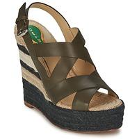 Cipők Női Szandálok / Saruk Etro 3948 Barna