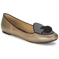 Cipők Női Balerina cipők  Etro 3922 Arany