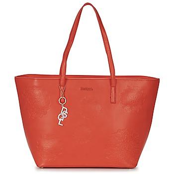 Bags Női Bevásárló szatyrok / Bevásárló táskák Desigual SAN FRANCISCO BLICK Piros