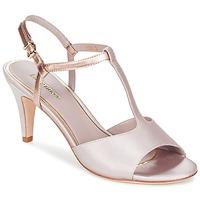 Cipők Női Szandálok / Saruk Luciano Barachini SPINETE Bézs / Rózsaszín