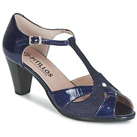 Cipők Női Szandálok / Saruk Pitillos MARILOU Tengerész