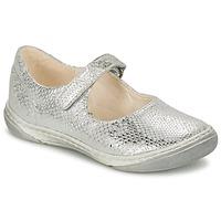 Cipők Lány Balerina cipők / babák Shoo Pom MILA BABY Ezüst