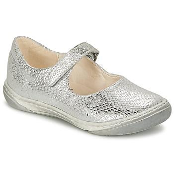 Shoes Lány Balerina cipők / babák Shoo Pom MILA BABY Ezüst