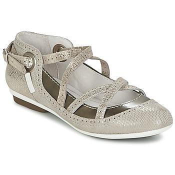 Cipők Női Balerina cipők / babák Pataugas TOTEM Tópszínű