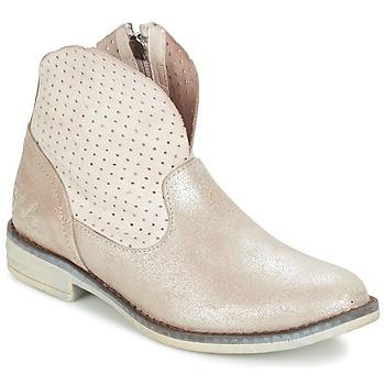 Shoes Lány Csizmák Ikks CINDY Ezüst