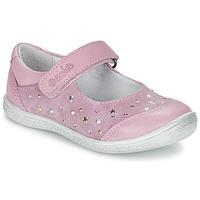 Shoes Lány Balerina cipők / babák Acebo's DARKA Rózsaszín
