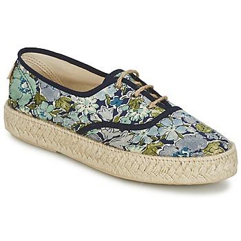 Cipők Női Gyékény talpú cipők Pare Gabia LOTUS Tengerész