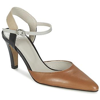 Cipők Női Szandálok / Saruk Perlato ANTELLA Konyak