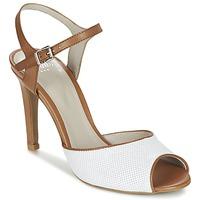 Cipők Női Szandálok / Saruk Perlato PINEDA Fehér