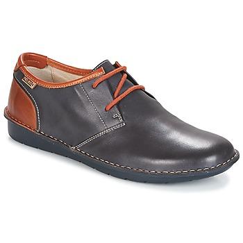 Cipők Férfi Oxford cipők Pikolinos SANTIAGO Fekete