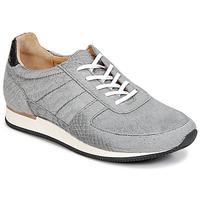 Cipők Női Rövid szárú edzőcipők Fred de la Bretoniere JACQUES Szürke