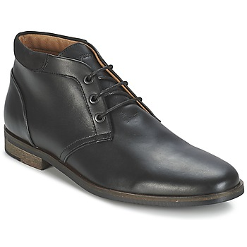 Shoes Férfi Csizmák Schmoove DIRTY DANDY Fekete