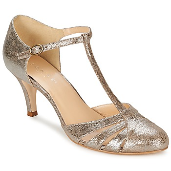 Cipők Női Félcipők Jonak LAURAIA Arany / Tópszínű