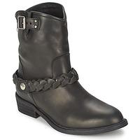 Cipők Női Csizmák Jonak LAMARIO Fekete