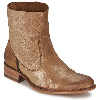 Cipők Női Csizmák n.d.c. SANDRINE SOFTY BRILLO Arany