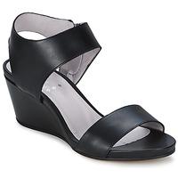 Shoes Női Szandálok / Saruk Perlato SELCETTA Fekete