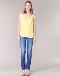 Ruhák Női Egyenes szárú farmerek Pepe jeans GEN Kék / D45