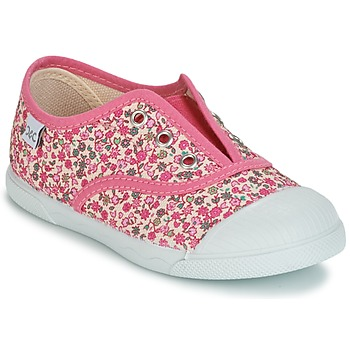 Shoes Lány Rövid szárú edzőcipők Citrouille et Compagnie RIVIALELLE Rózsaszín / Sokszínű
