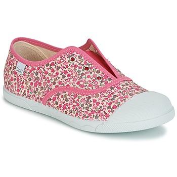 Cipők Lány Rövid szárú edzőcipők Citrouille et Compagnie RIVIALELLE Rózsaszín / Sokszínű