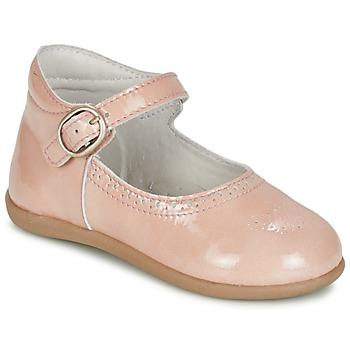 Cipők Lány Balerina cipők / babák Citrouille et Compagnie BOUJBOUJ Rózsaszín