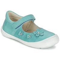 Cipők Lány Balerina cipők / babák Citrouille et Compagnie MELINA BIS Kék