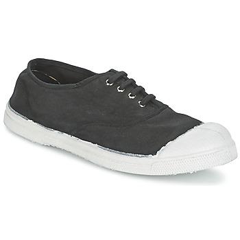 Cipők Női Rövid szárú edzőcipők Bensimon TENNIS LACET Karbon