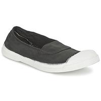 Cipők Női Rövid szárú edzőcipők Bensimon TENNIS ELASTIQUE Karbon