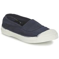 Shoes Gyerek Balerina cipők / babák Bensimon TENNIS ELASTIQUE Tengerész