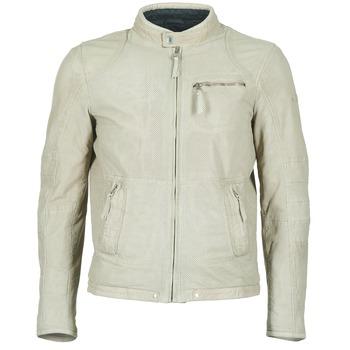Ruhák Férfi Bőrkabátok / műbőr kabátok Redskins MANNIX Bézs