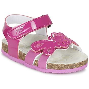 Cipők Lány Szandálok / Saruk Chicco HAMALIA Rózsaszín