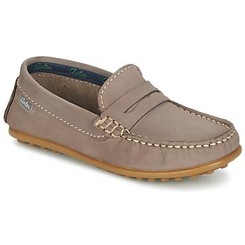 Shoes Fiú Mokkaszínek Aster MOCADI Bézs