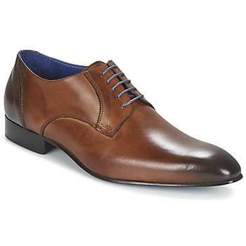 Shoes Férfi Oxford cipők Carlington EMRONE Barna