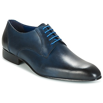 Shoes Férfi Oxford cipők Carlington EMRONE Tengerész