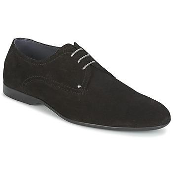 Cipők Férfi Oxford cipők Carlington EMILAN Fekete