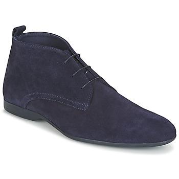 Cipők Férfi Csizmák Carlington EONARD Kék