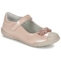 Cipők Lány Balerina cipők / babák Mod'8 KOM Rózsaszín / Púder