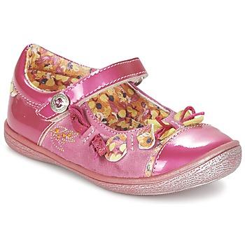 Shoes Lány Balerina cipők / babák Catimini COLIBRI Fukszia