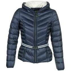 Ruhák Női Steppelt kabátok Esprit APRATO Tengerész