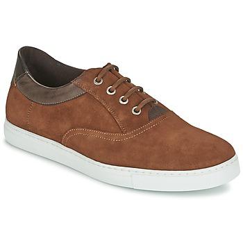Shoes Férfi Rövid szárú edzőcipők Casual Attitude DIMO Barna