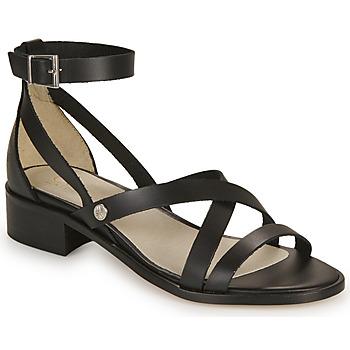 Cipők Női Szandálok / Saruk Casual Attitude COUTIL Fekete