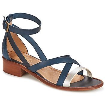 Cipők Női Szandálok / Saruk Casual Attitude COUTIL Kék