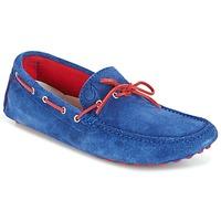 Shoes Férfi Mokkaszínek Casual Attitude MACOUA Tengerész