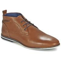 Shoes Férfi Csizmák Casual Attitude MANXIO Barna